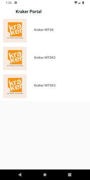 Kraker Portal screenshot 1