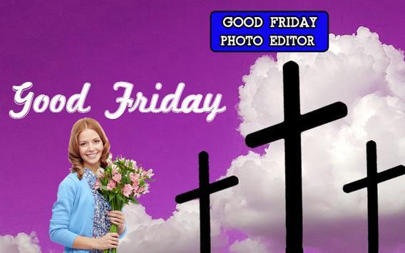 Good Friday 2019 Photo Frames screenshot 3