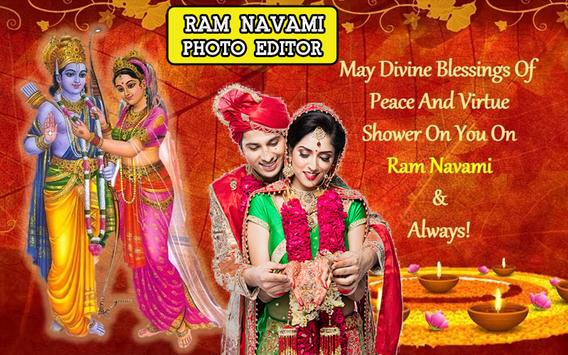 Sri Rama Navami Photo Frames poster