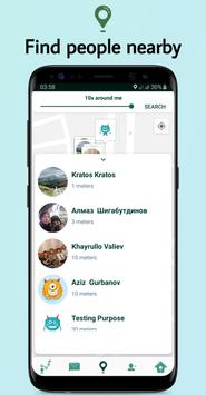 Location Tracker - MyLoc :  Track friends & family screenshot 2