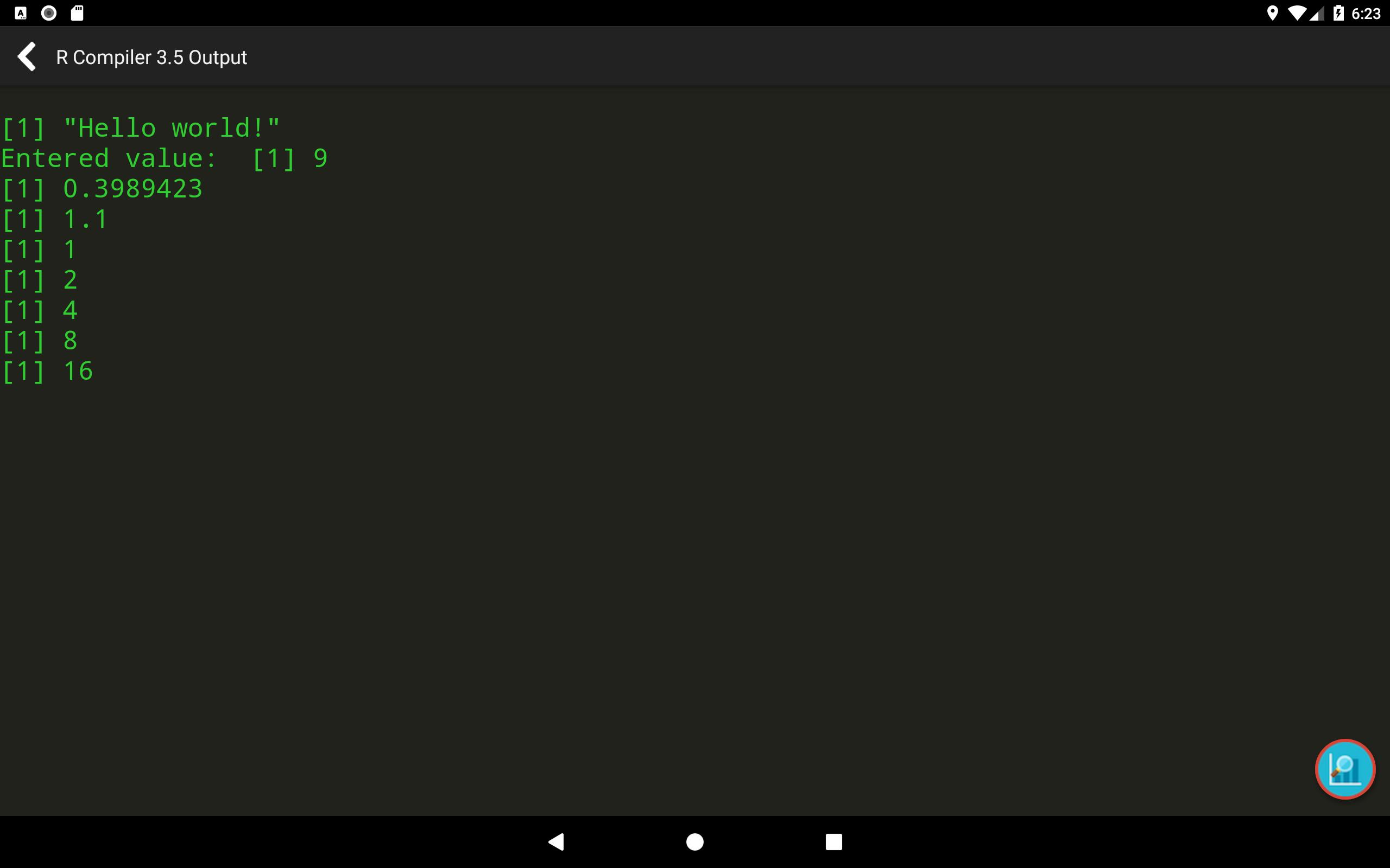 R Programming Compiler for Android - APK Download