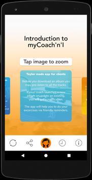 myCoach'n'I poster