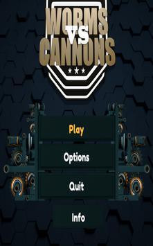 Warm Vs Cannon screenshot 1