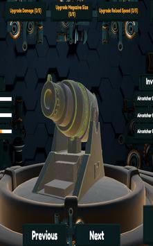 Warm Vs Cannon screenshot 2
