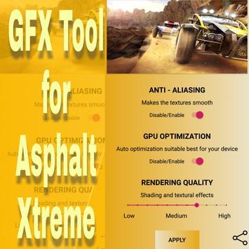 GFX Tool for Asphalt Xtreme screenshot 3