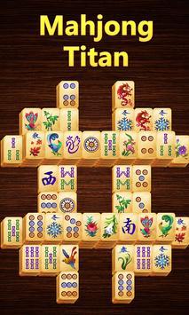 Mahjong Titan Poster
