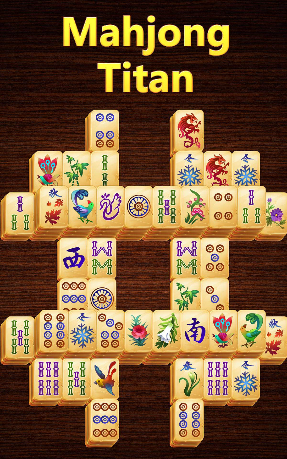 Mahjong Titan for Android - APK Download