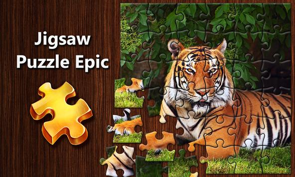 Jigsaw Puzzles Epic 海報