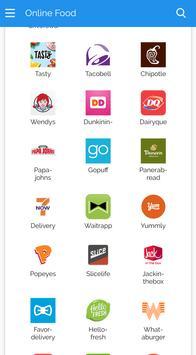 Food Order Delivery screenshot 4