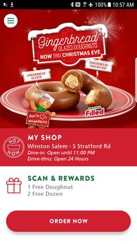 Krispy Kreme poster