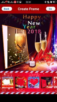 New Year 2019 Photo Editor screenshot 4