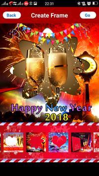 New Year 2019 Photo Editor screenshot 5