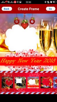New Year 2019 Photo Editor screenshot 8