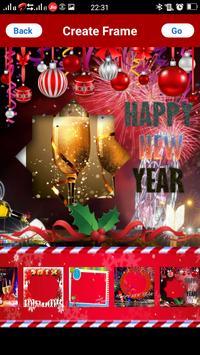 New Year 2019 Photo Editor screenshot 9