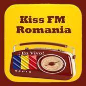 Radio Kiss FM Romania Radio Romania Actualitati icon