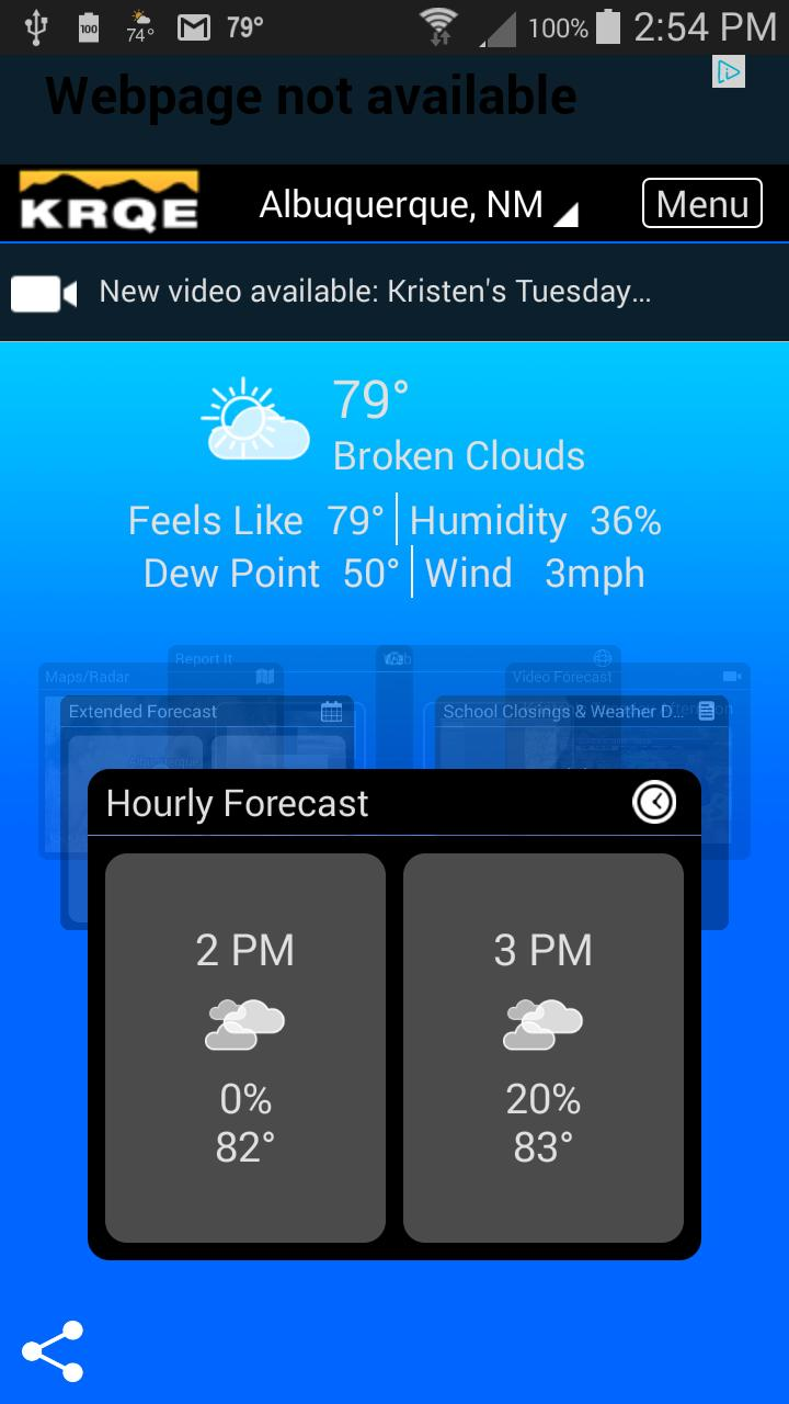KRQE Weather for Android - APK Download
