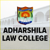 Adharshila Law College icon