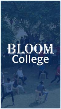 Bloom College Chirawa poster
