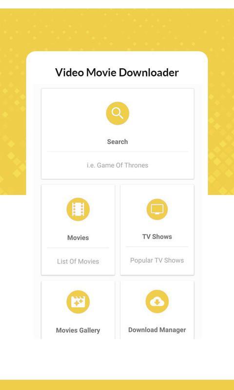 movie download search engine list