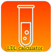 LDL Cholesterol Calculator icon