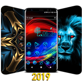 Wallpapers 2019 icon