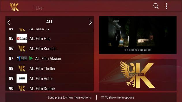 KSPORT IPTV Pro screenshot 2