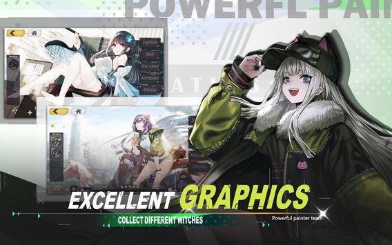 Witch Weapon captura de pantalla 11