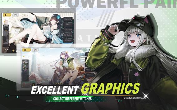 Witch Weapon captura de pantalla 5