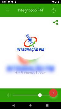 Integração FM - Chapadão do Céu-GO screenshot 1