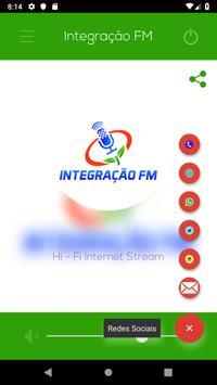 Integração FM - Chapadão do Céu-GO screenshot 2