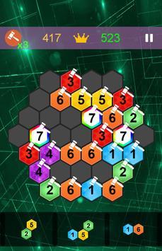 "Hexa ""7"" - Block Puzzle 2 screenshot 4"