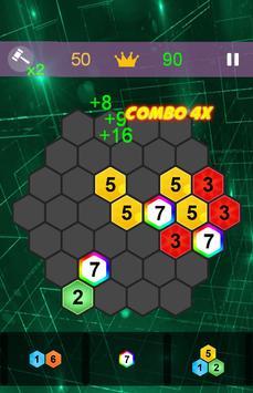 "Hexa ""7"" - Block Puzzle 2 screenshot 8"