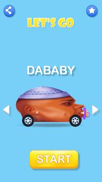 Dababy Let's Go Game Plakat