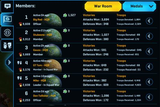 Star Wars™: Commander تصوير الشاشة 6