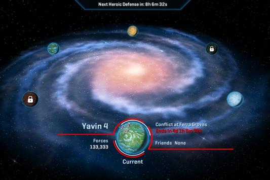 Star Wars™: Commander تصوير الشاشة 21