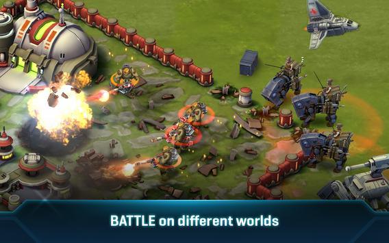 Star Wars™: Commander تصوير الشاشة 2