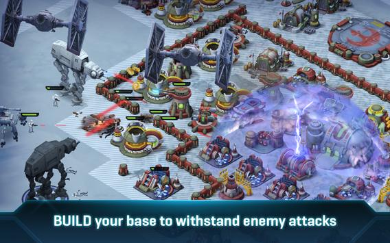 Star Wars™: Commander screenshot 3