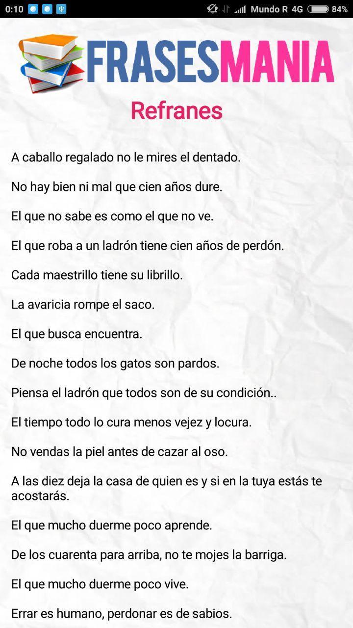 Frasesmania La App De Frases Célebres For Android Apk Download