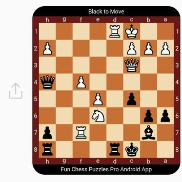 Fun Chess Puzzles Pro screenshot 5