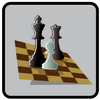 Fun Chess Puzzles Free 图标