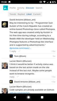 Subcafe screenshot 3