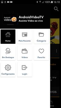 Android Video TV screenshot 2