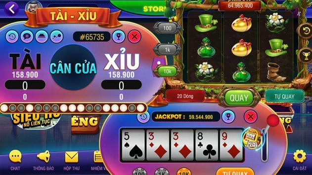 Game danh bai doi thuong 52fun screenshot 2