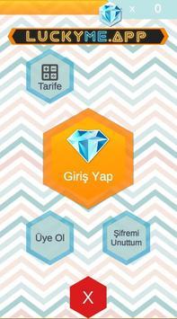 LuckyMe.app Para Kazan screenshot 1