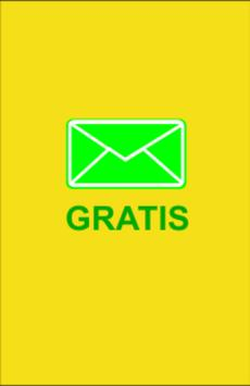 SMS Gratis Indonesia poster