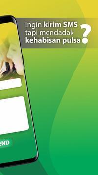SMS Gratis Indonesia screenshot 3
