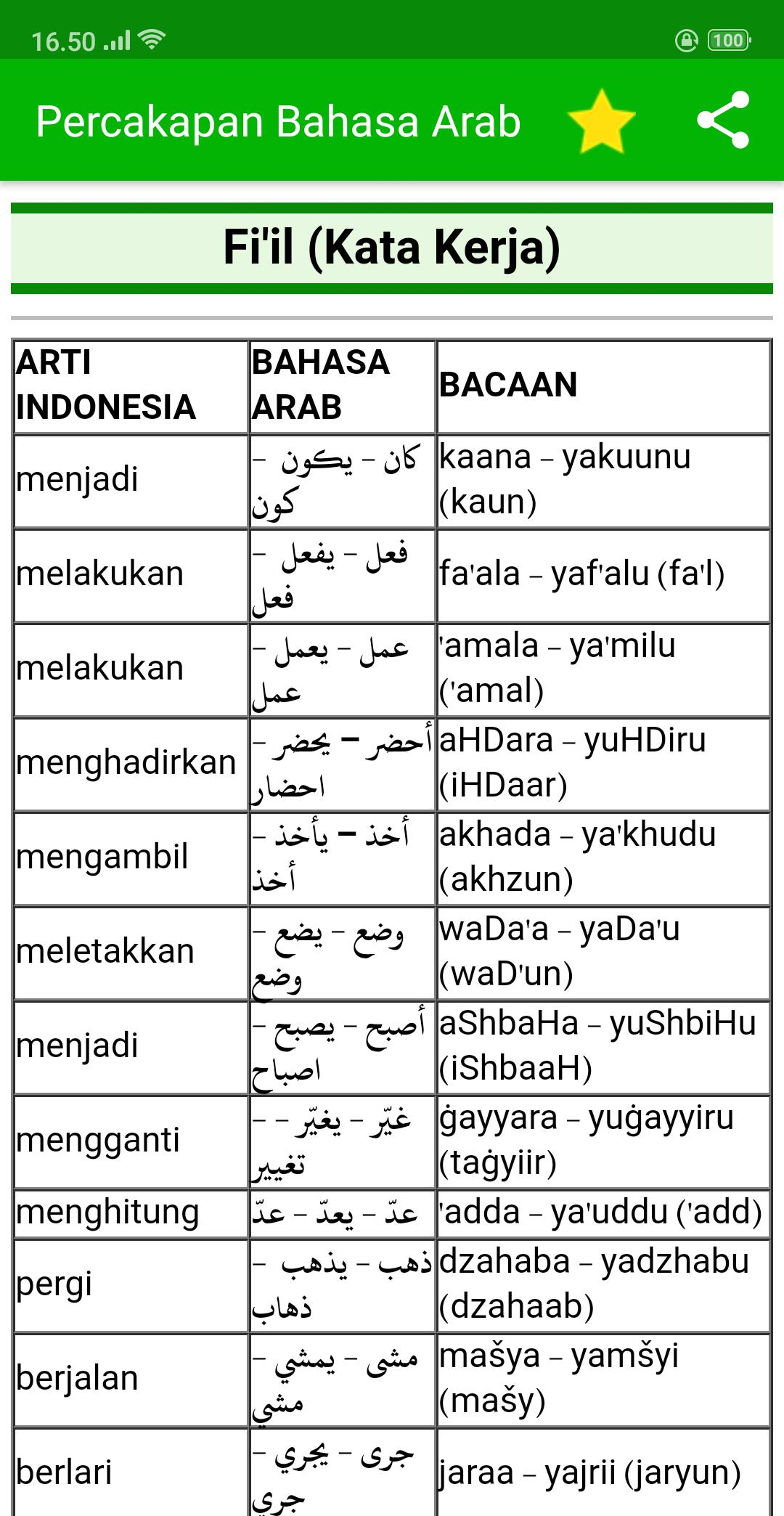 Percakapan Bahasa Arab for Android   APK Download