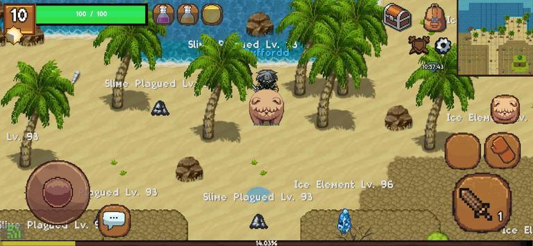 Sword of Legacy screenshot 6