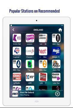 Radio England - ByteCast : UK Online Music News FM screenshot 6
