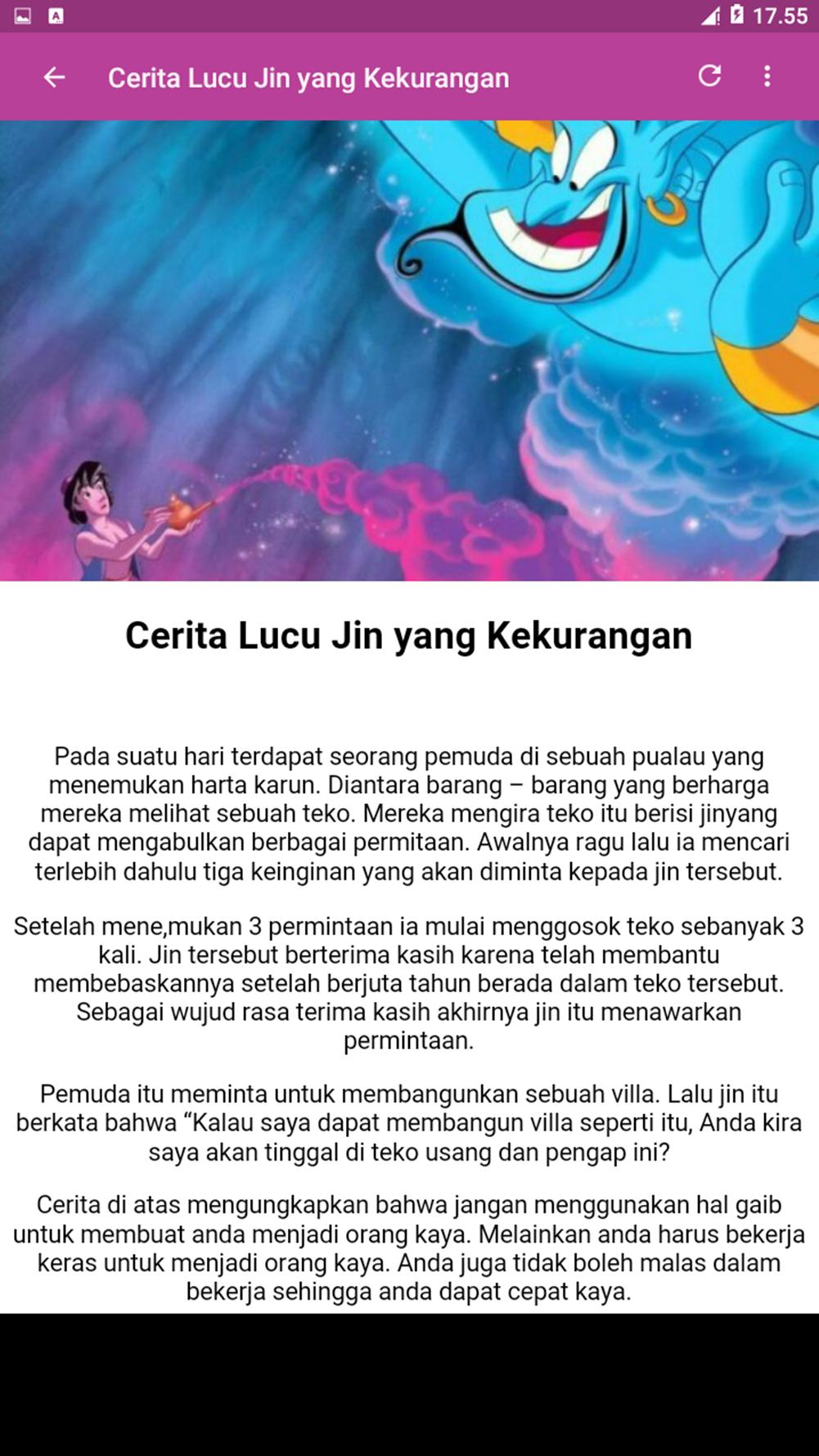 100 Cerita Lucu Bikin Ngakak 2019 For Android APK Download